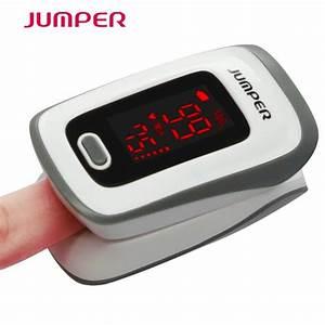 Fingertip Pulse Oximeter Jpd-500e