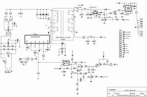 Vestel 17ips03 Inverter Power Supply Service Manual