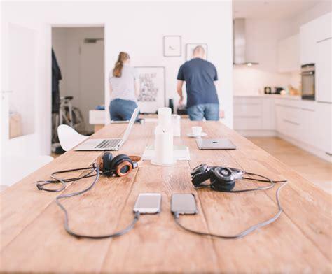 Free Images : laptop, table, floor, headphone, phone