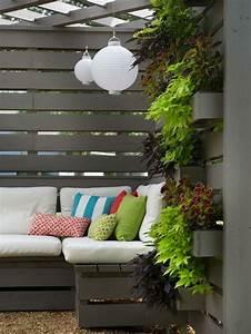 Terrasse Avec Palette : jardini re en palette de bois 74 mod les faire soi m me ~ Melissatoandfro.com Idées de Décoration