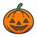 Jack Lantern Icon Pumpkin Icons Premium Svg