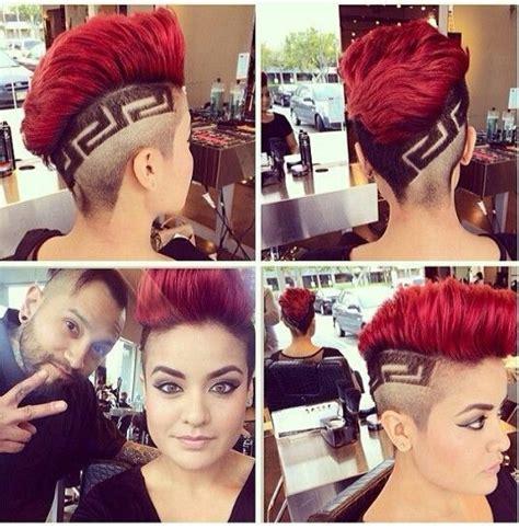 and hair styles 25 beste idee 235 n rode haarkleur op rood 6926