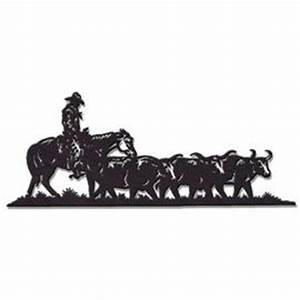 Cattle, Wall decor and Decor on Pinterest