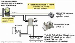 How To Wire Pin Timers Irrigation Timer Sprinkler Timer Relay