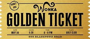 golden ticket photoshop template by davodavito on deviantart With golden ticket template editable