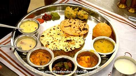 types of indian cuisine gujarati thali indian food taste test episode 2 with