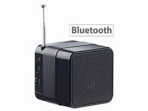 Mp3 Mit Bluetooth : auvisio mini mp3 station mps mit bluetooth radio ~ Jslefanu.com Haus und Dekorationen