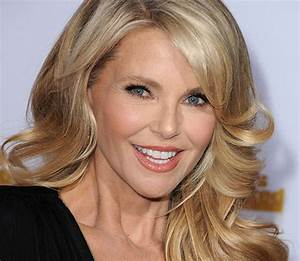 Being Sexy at Age 60 Plus, Christie Brinkley Cover of