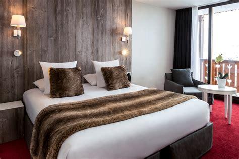 les chambres d les chambres supérieures du pic blanc un hôtel 4 étoiles
