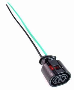 Abs Sensor Wiring Plug Pigtail Vw Jetta Golf Gti Beetle Mk4 Tt