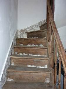 Décoration D Escalier Intérieur : decoration mur escalier interieur ~ Nature-et-papiers.com Idées de Décoration