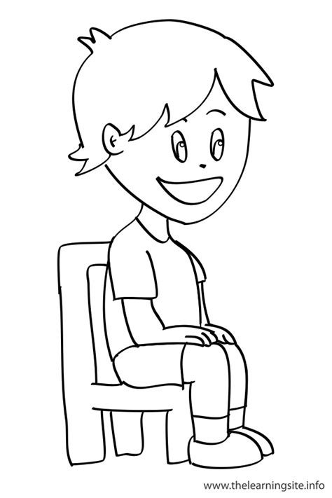 sit nicely clipart black and white sitting clipart black and white pencil and in color