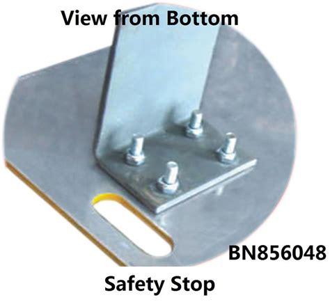 heavy duty dock plates aluminum dock board  steel curb  lbs capacity