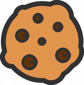 Cookie Clip Art at Clker.com - vector clip art online ...