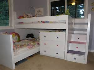 L Shaped Bunk Beds Ikea by Ikea Bunk Beds Hack Home Design Ideas