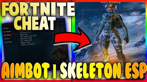 fortnite hack esp aimbot july  undetected