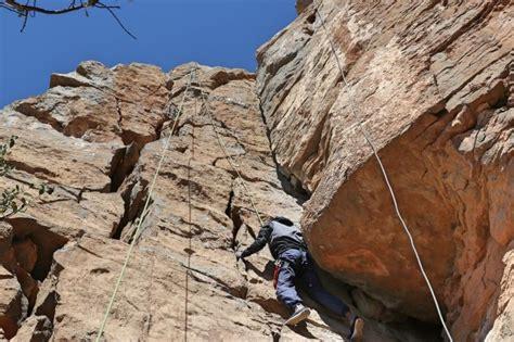 Our Oman Rock Climbing Adventure Anantara Jabal