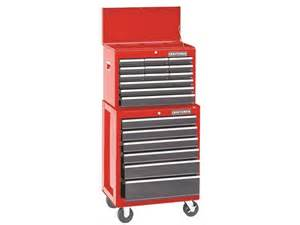 craftsman rolling tool chest cabinet woot