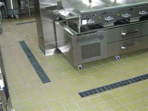 kitchen floor drain floor trench drain flooring ideas and inspiration 5615