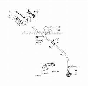 Wiring Diagram  34 Husqvarna Trimmer Parts Diagram