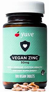 10 Zinc Supplements For Better Skin And Immune System Support