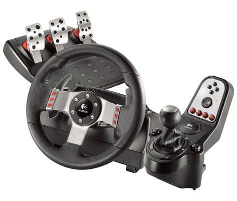 volante pc test logitech g27 un g25 en mieux mais plus cher