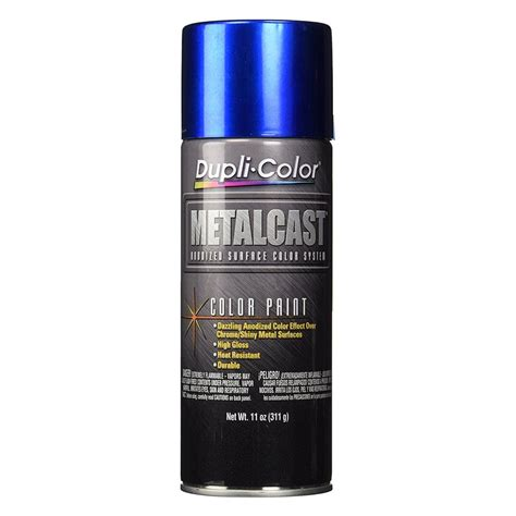dupli color auto spray paint dupli color 174 mc201 metalcast anodized automotive paint