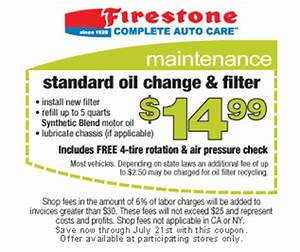 Oil Change Coupons Local Discounts for Families and