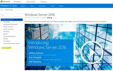 windows server 2016 bible pdf it for dummiesit for dummies