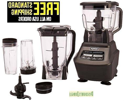 ninja bl mega kitchen system blenderfood processor