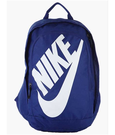 nike blue polyester backpack buy nike blue polyester