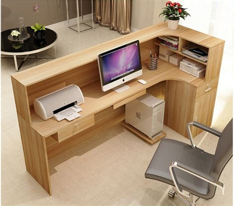 Office Desk Equipment by Mdf Pd Material Customized Size Furniture Office Front