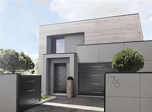 la porte de garage atlantem sadapte a vos envies With porte de garage transparente