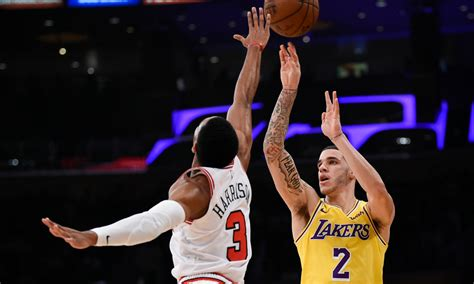 Lonzo ball ankle injury timeline extended because of. Bulls reportedly see Lonzo Ball as perfect complement to ...