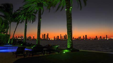 Island Bedroom Set by Miami Beach Estate Hits Market For 25 Million World