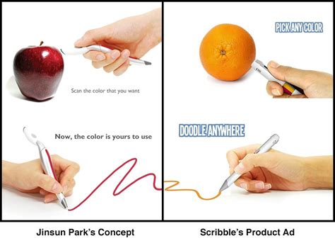 scan color pen scribble pen scan draw in any color