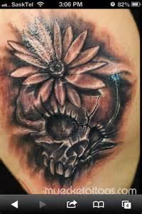 September Birth Month Flower Tattoo
