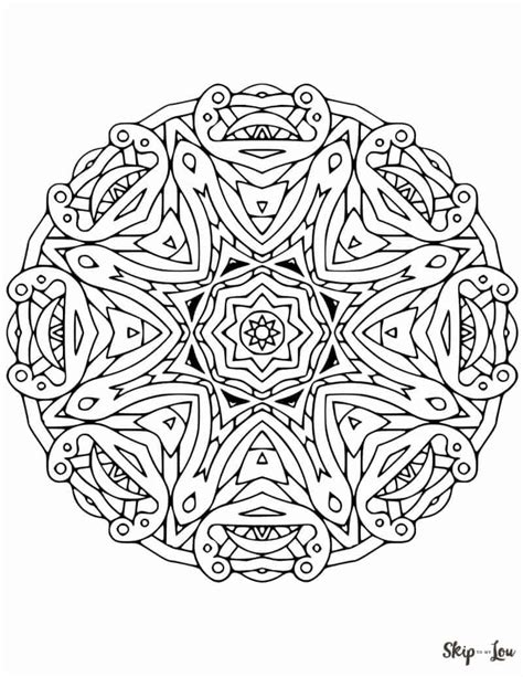 Coloring Mandala by Beautiful Free Mandala Coloring Pages Skip To My Lou