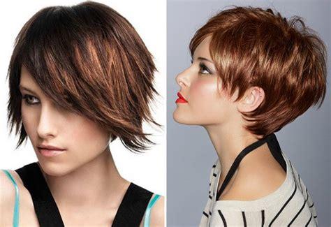 Den utførte frisyren: kort, gjennomsnittlig og langt hår