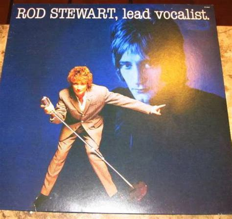 rod stewart lead vocalist  vinyl discogs
