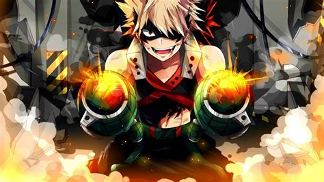 boku  hero bakugou  moments youtube