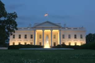 Where's the White House