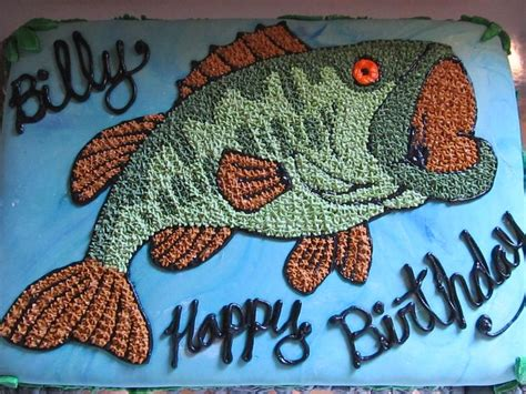 top   fish birthday cakes ideas  pinterest