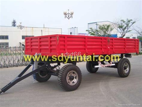 Boat Trailers Direct Complaints by Tractor Trailer 4tc 5t Yuntai China Manufacturer