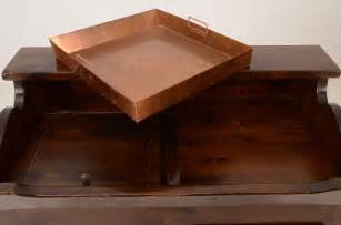 Ethan Allen Sink With Copper Insert by Ethan Allen Pine Sink Bar Ebth