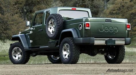 Jeep Truck Concept by 2016 Jeep Concept Truck Autos Post