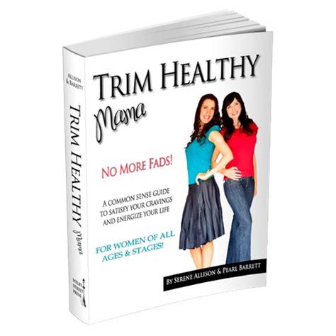trim healthy mama paperback trim healthy mama store