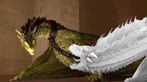 Desvelan Cómo Se Crean Los Dragones De 'juego De Tronos