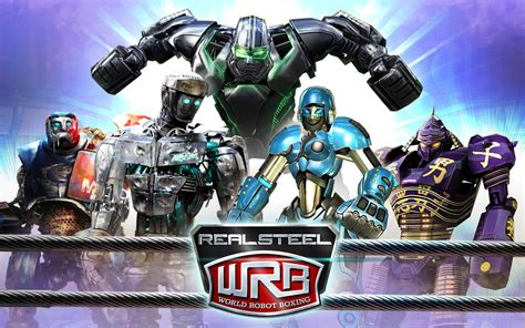 Real Steel World Robot Boxing Apk Download