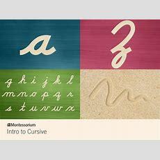 Intro To Cursive, By Montessorium On The App Store